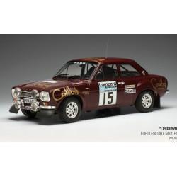 Ford Escort MKI RS 1600 15 RAC Rally 1974 Alen White IXO 18RMC047B