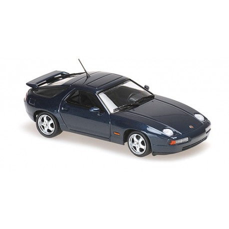 Porsche 928 GTS 1991 Green Metallic Minichamps 940068102