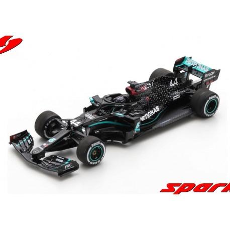 Mercedes F1 W11 EQ Performance 44 F1 Winner Silverstone 2020 Lewis Hamilton Spark S6477