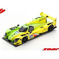 Ligier JSP217 Gibson 34 24 Heures du Mans 2020 42ème Spark S7974