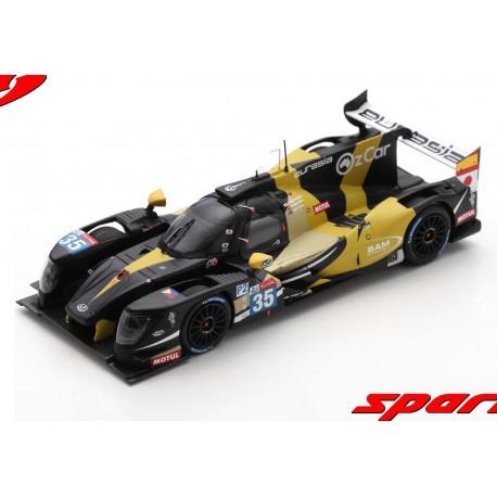 Ligier JSP217 Gibson 35 24 Heures du Mans 2020 18ème Spark S7975