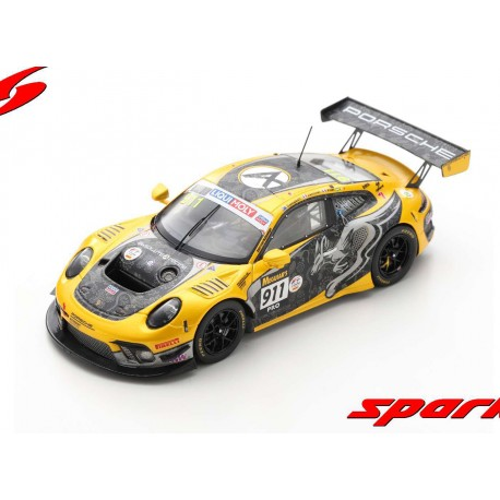 Porsche 911 GT3R 911 12 Heures de Bathurst 2020 Pole Position Spark AS047