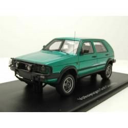 VW Golf II Country 1990 Green Metallic NEO NEO49595