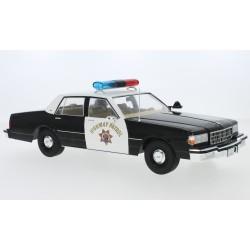 Chevrolet Caprice California Highway Patrol 1987 MCG MCG18218