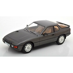 Porsche 924 Turbo 1979 Dark Grey MCG MCG18193