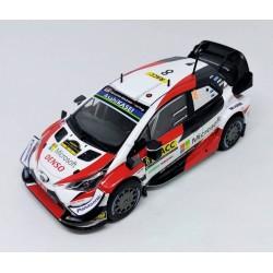 Toyota Yaris WRC 8 Rally Catalunya 2019 Tanak Jarveoja IXO RAM734