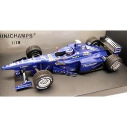 Prost AP01 F1 1998 Olivier Panis Minichamps 180980011