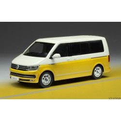 VW T6 Multivan 2017 White and Gold IXO CLC351N