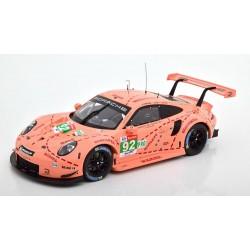 Porsche 911 RSR 92 24 Heures du Mans 2018 IXO LEGT18003