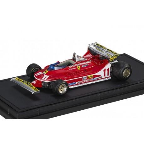 Ferrari 312 T4 Short Tail 11 F1 Winner Monaco 1979 Jody Scheckter GP Replicas GP43012A