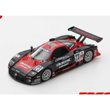 Nissan R390 GT1 23 24 Heures du Mans 1997 Spark S3579