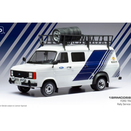 Ford Transit MKII Team Ford Rallye IXO 18RMC058XE