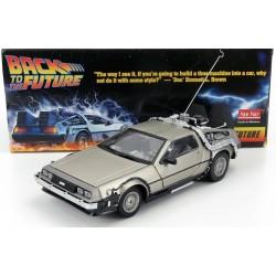 DeLorean DMC-12 Back to the Future 1 1981 Sunstar SUN2711
