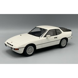 Porsche 924 Turbo 1979 White MCG MCG18194