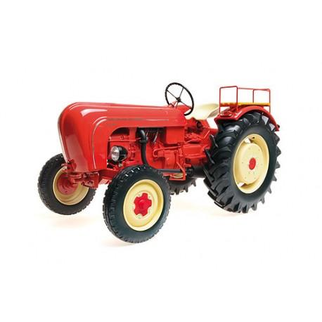 Porsche Super Traktor 1958 Red Minichamps 800189070