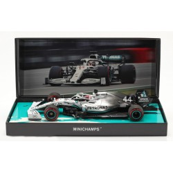Mercedes F1 W10 EQ Power+ 44 F1 Allemagne 200th GP 2019 Lewis Hamilton Minichamps 113191144