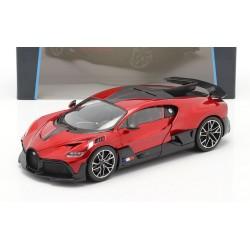 Bugatti Divo 2019 Metallic Rot and Black Bbugaro BBU18-11045RED