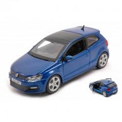 Volkswagen Polo 5 GTI Blue Metallic Bburago BBU18-21059BLUE