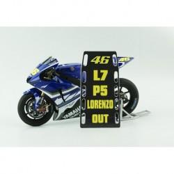 Pitboard 1/12 - Valentino Rossi - PBVAL054