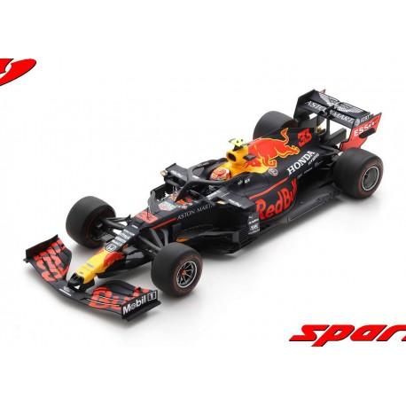 Aston Martin Red Bull Honda RB16 33 F1 3ème Styrie 2020 Max Verstappen Spark 18S484