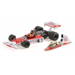 McLaren Ford M23 WC 1974 Emerson Fittipaldi Minichamps 186740005