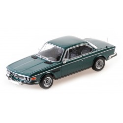 BMW 2800 CS 1968 Dark Green Minichamps 410029021