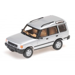 Land Rover Discovery Silver Almost Real ALM410403