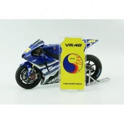 Pitboard 1/12 - Valentino Rossi - PBVAL052
