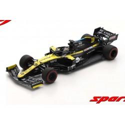 Renault RS20 3 F1 3ème Eifel GP 2020 Daniel Ricciardo Spark S6484