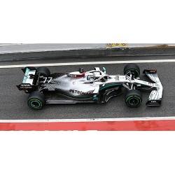 Mercedes F1 W11 EQ Performance 77 F1 Launch Spec 2020 Valtteri Bottas Minichamps 410200077