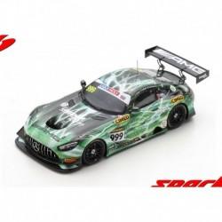 Mercedes AMG GT3 999 12 Heures de Bathurst 2020 6ème Spark AS053