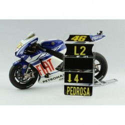 Pitboard 1/12 - Valentino Rossi - PBVAL028