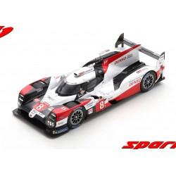 Toyota TS050 Hybrid 8 24 Heures du Mans 2020 Winner Spark 43LM20