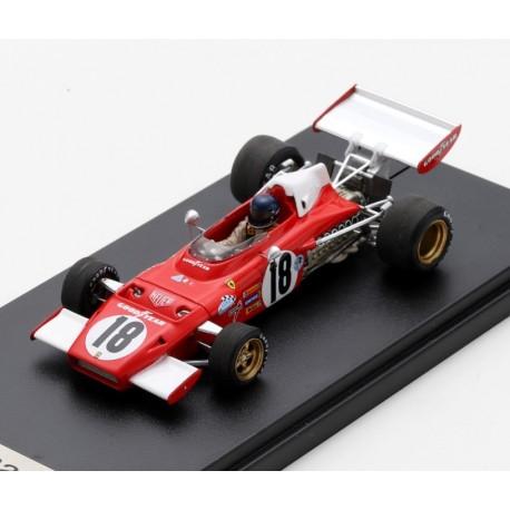 Ferrari 312 B2 18 F1 Argentine 1973 Jacky Ickx Looksmart LSRC030