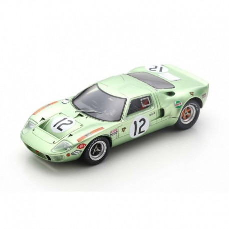 Ford GT40 12 24 Heures du Mans 1968 Spark S4539