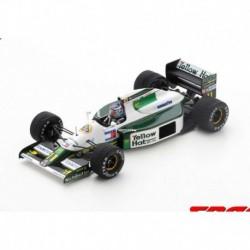 Lotus 102B 11 F1 Australie 1991 Mika Hakkinen Spark S4590