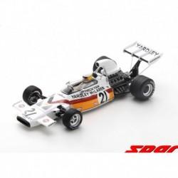 McLaren M19A 21 F1 USA 1972 Jody Scheckter Spark S5735