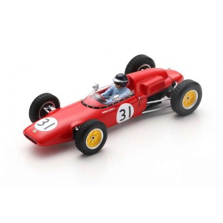 Lotus 21 31 Course de côte d'Ollon Villars 1962 Jim Clark Spark S7289