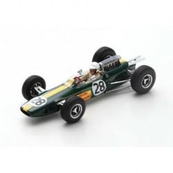 Lotus 25 28 F1 Italie 1965 Giacomo Russo Geki Spark S7293
