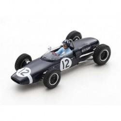 Lotus 18-21 12 3ème Mallory Park 1962 Graham Hill Spark S7455