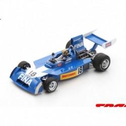 Surtees TS16 18 F1 4ème Brésil 1974 Carlos Pace Spark S9650