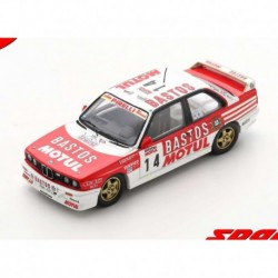 BMW M3 E30 14 Tour de Corse 1989 2ème Chatriot Périn Spark SF150