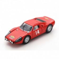 Porsche 904 GTS 14 Rallye des Routes du Nord 1965 Winner Meert Pedro Spark SF164