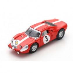 Porsche 904 GTS 3 Rallye des Routes du Nord 1966 Dumousseau Roques Spark SF165