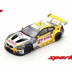 BMW M6 GT3 99 24 Heures du Nurburgring 2020 Winner Spark SG680