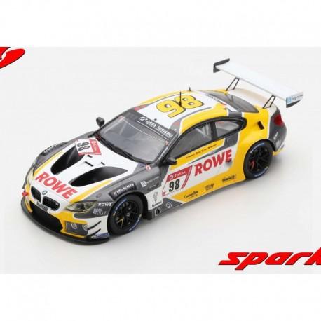 BMW M6 GT3 98 24 Heures du Nurburgring 2020 4ème Spark SG683