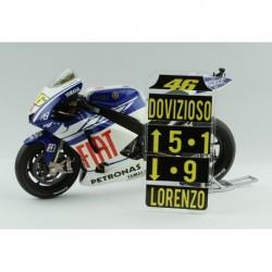 Pitboard 1/12 - Valentino Rossi - PBVAL010