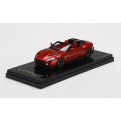 Aston Martin Vanquish Zagato Speedster Lava Red Truescale TSM430373