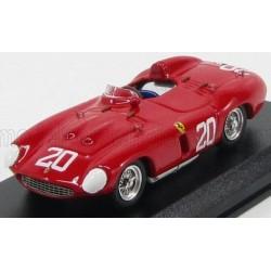 Ferrari 857S Spider 20 Nassau 1955 Winner Phil Hill Art Model ART278