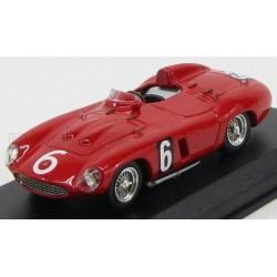 Ferrari 750 Monza Spider 6 10 Heures de Messina 1955 Art Model ART284